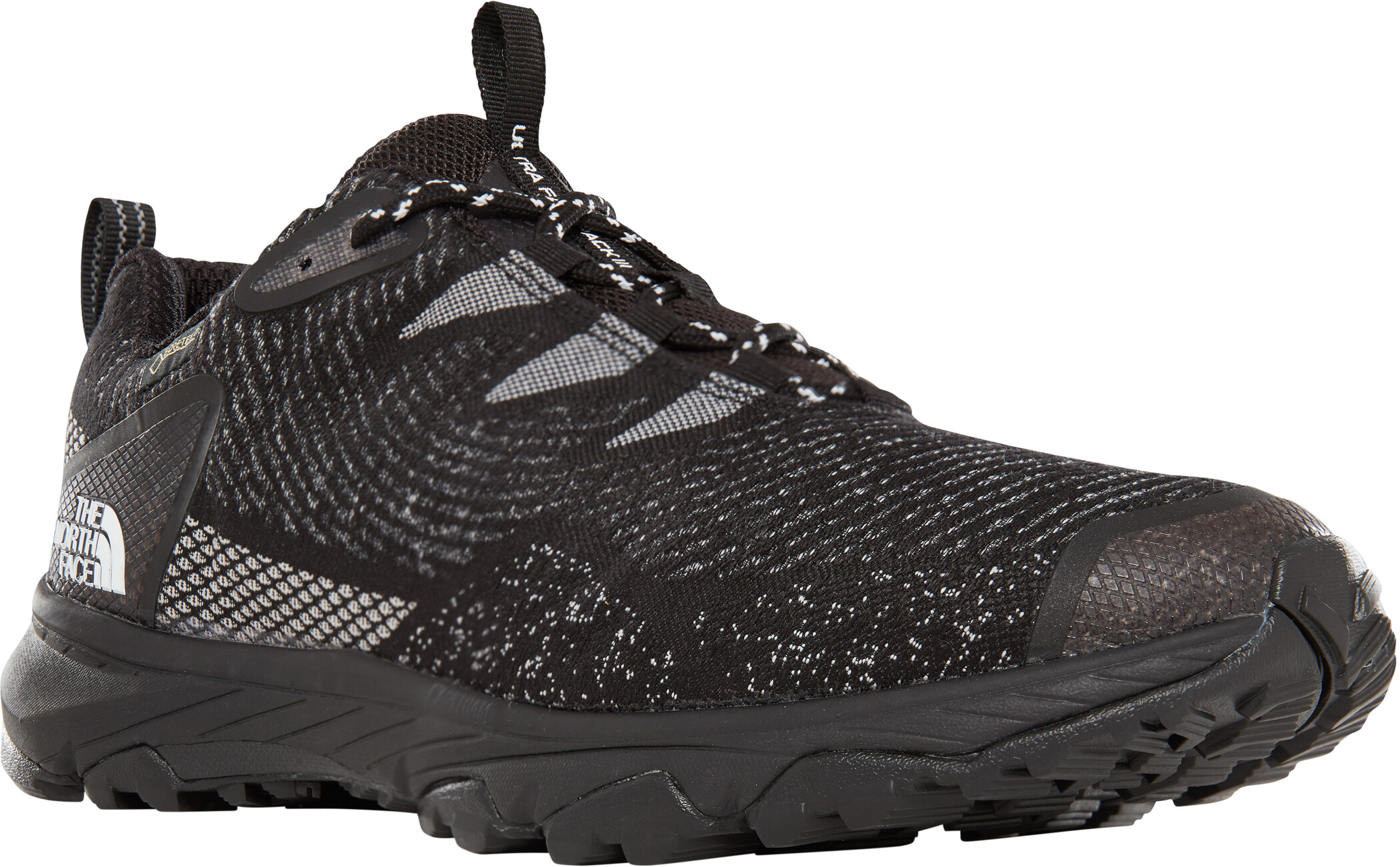 The North Face Ultra Fastpack III GTX Woven Shoes Herr tnf blacktnf white
