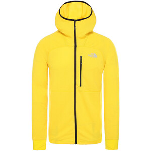 The North Face L2 Proprius Fleece Hoodie Jacket Herr canary yellow canary yellow