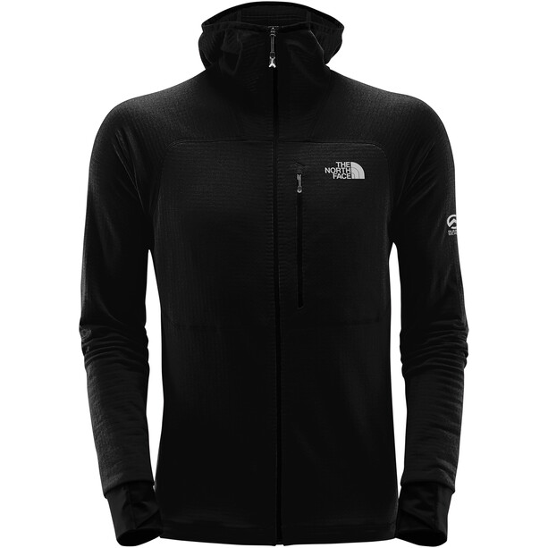 The North Face L2 Proprius Fleece Hoodie Jacket Herr tnf black