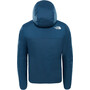 The North Face Rev Perrito Jacket Flickor blue wing teal