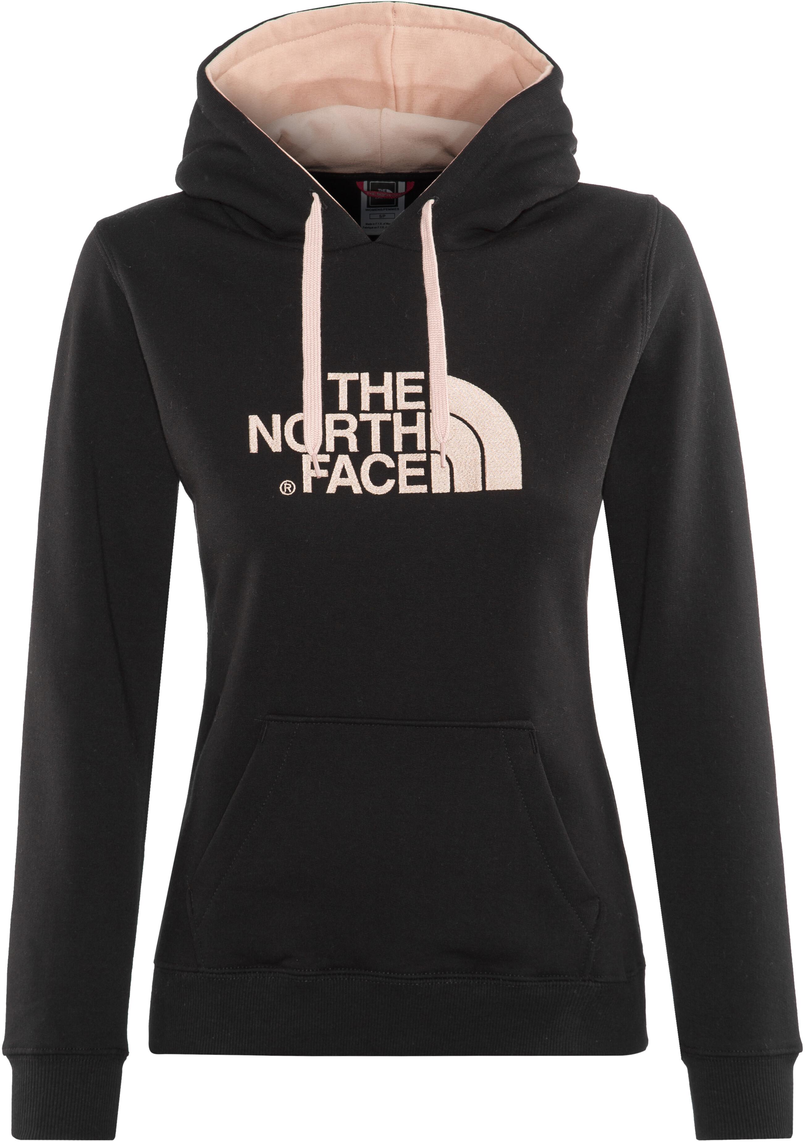 the north face drew peak pull midlayer women black at. Black Bedroom Furniture Sets. Home Design Ideas