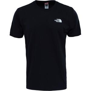 The North Face Redbox Cel Kurzarm T-Shirt Herren schwarz schwarz