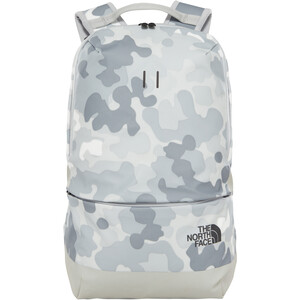The North Face BTTFB Special Edition Rucksack tnf white macrofleck camo print/high rise grey tnf white macrofleck camo print/high rise grey