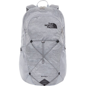 The North Face Rodey Rucksack mid grey dark heather/tnf black mid grey dark heather/tnf black