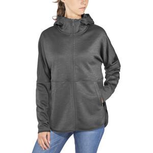 The North Face Cozy Slacker Full-Zip Jacke Damen tnf dark grey heather tnf dark grey heather