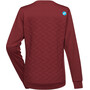 PYUA Dusk 2.0 Pullover Damen burgundy red