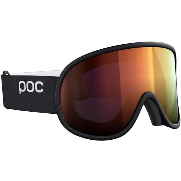 POC Retina Big Clarity Goggles uranium black/spektris orange