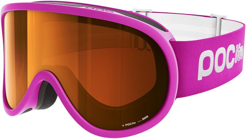 POCito Retina Goggles Fluorescent Pink 2018 Goggles