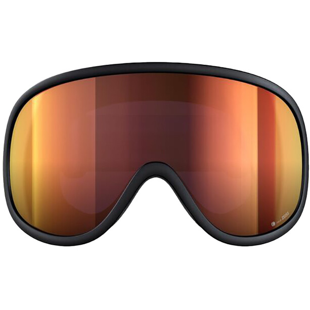 POC Retina Big Clarity Goggles svart/orange