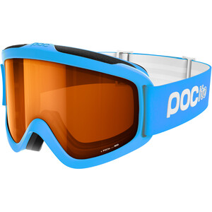POC POCito Iris beskyttelsesbriller Barn Blå Blå
