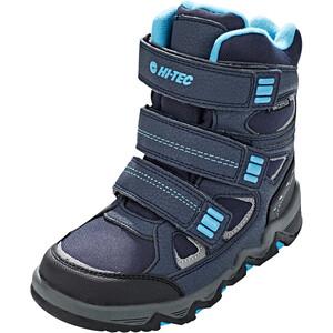 Hi-Tec Thunder WP Schuhe Jungen navy/turquoise/black navy/turquoise/black