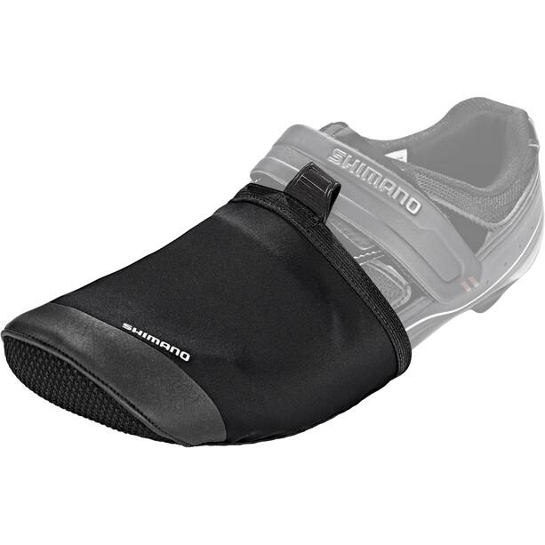 Shimano T1100R Soft Shell Zehenwärmer black