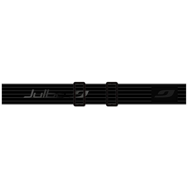 Julbo Skydome Goggles black/snow tiger/multilayer fire