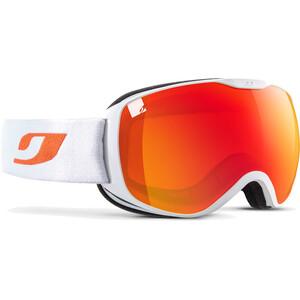 Julbo Pioneer Goggles Women, blanco/naranja blanco/naranja