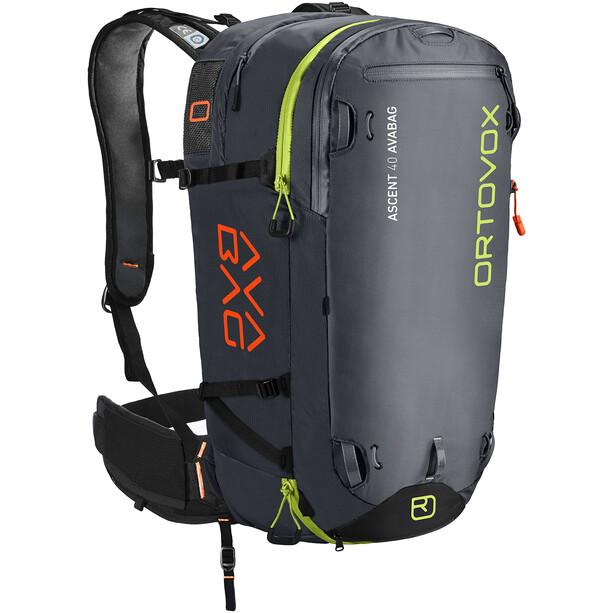 Ortovox Ascent 40 Avabag incl. Kit svart