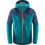Haglöfs L.I.M Touring PROOF Jacket Herr alpine green/tarn blue