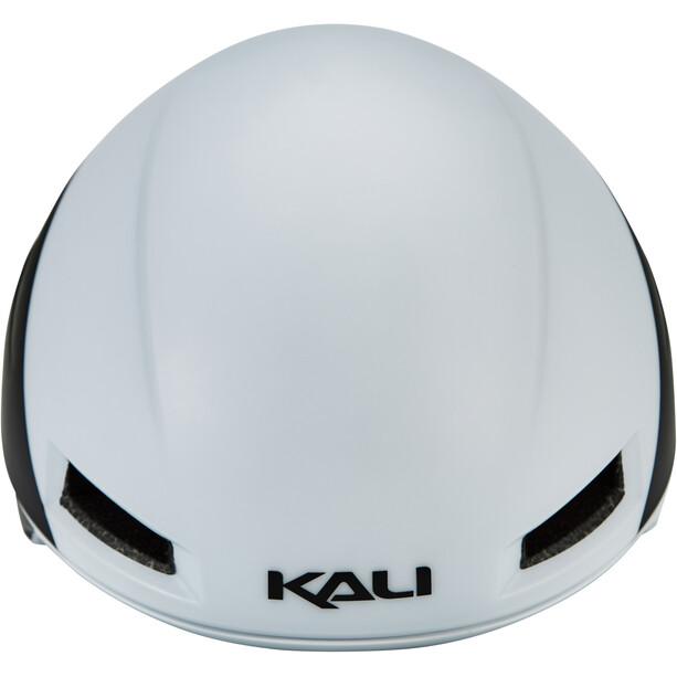 Kali Tava Flow Cykelhjelm Herrer, gul/sort