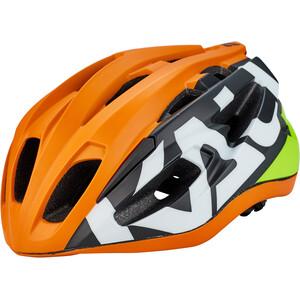 Kali Therapy Helm matt neon orange/gelb matt neon orange/gelb