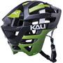 Kali Interceptor Helm matt schwarz/oliv