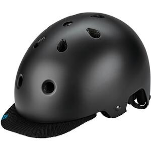 Kali Saha Helm matt schwarz/blau matt schwarz/blau
