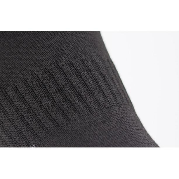 Sealskinz Solo Quickdry Mittelhohe Socken black/grey/white