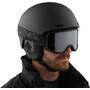 Salomon Brigade+ Audio Helmet Herr all black