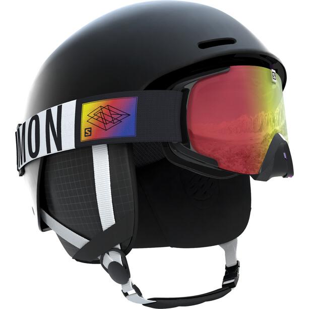 Salomon Pact Helmet Barn black/white