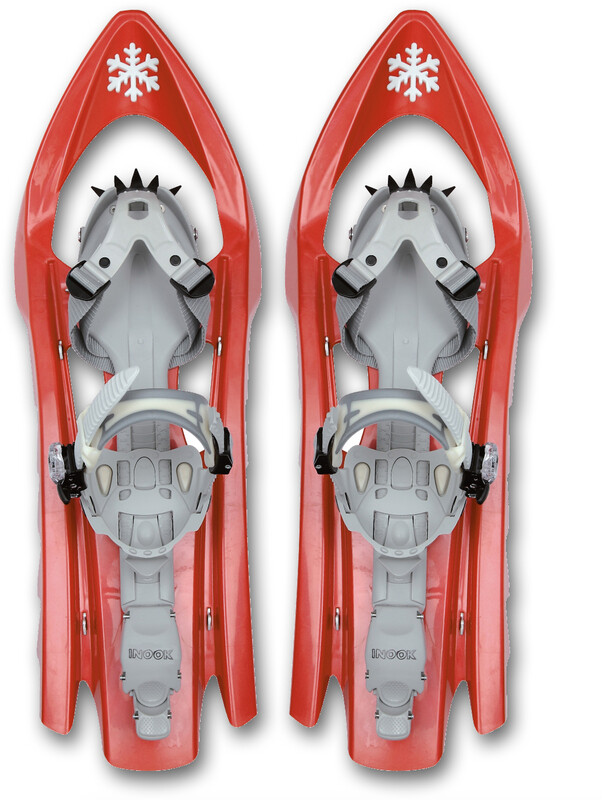 INOOK Freestep Light Snow Shoes 34-43 2018 Schneeschuhe, Gr. 34-43
