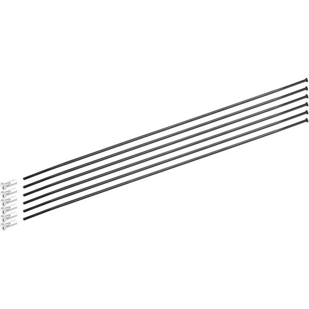 DT Swiss Spoke Kit für PRC 1400 Spline 65 mm