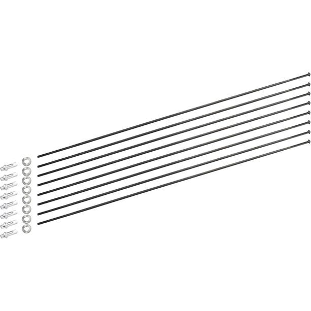 DT Swiss Spoke Kit for PR 1400 Dicut 21mm DB