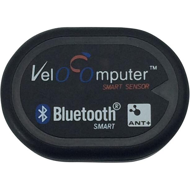 NC-17 Connect VeloComputer VC5.1 Capteur de vitesse ANT+ et Bluetooth 4.0