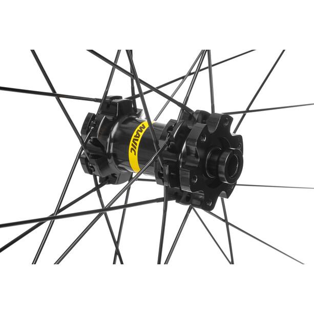 Mavic Aksium Vorderrad Disc 6-Loch 12x100mm
