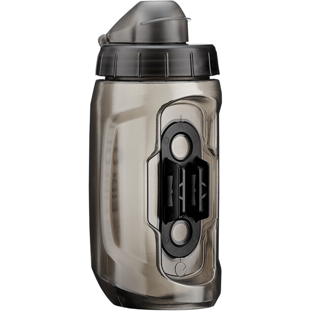 Fidlock Twist Bottle 450, sort/gennemsigtig
