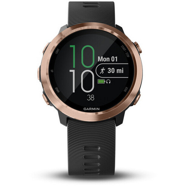 Garmin Forerunner 645 Music Sportuhr rose gold