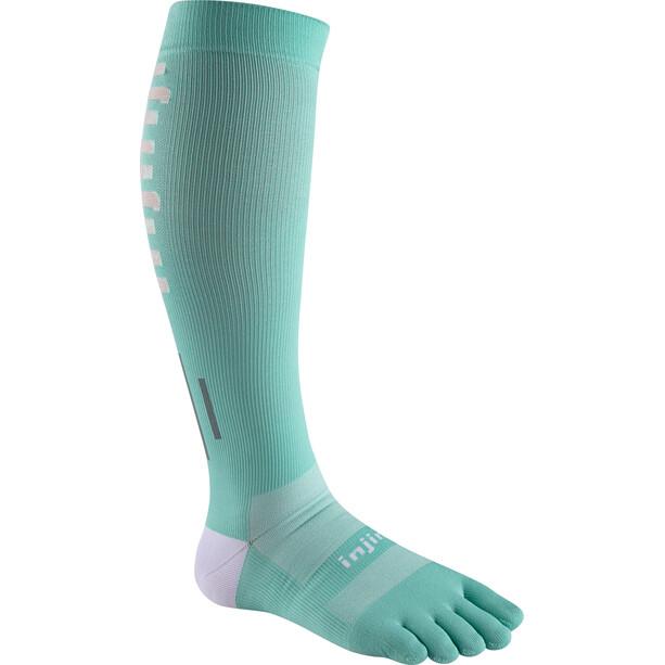 Injinji Ultra Compression OTC Socken Damen jade