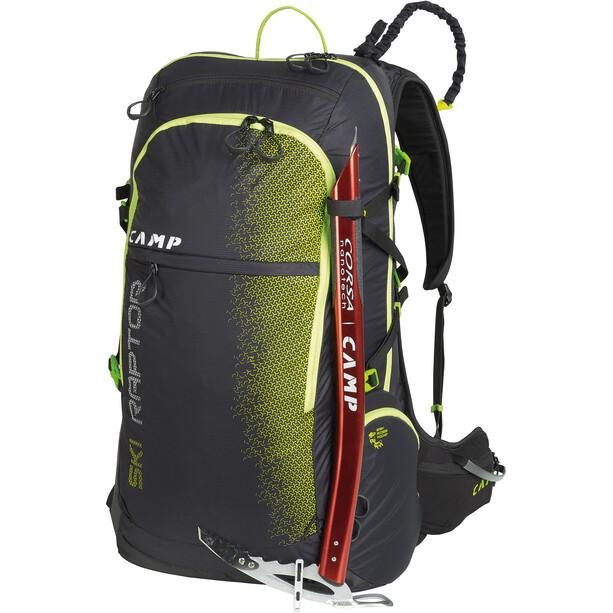 Camp Ski Raptor Backpack 30l black/green