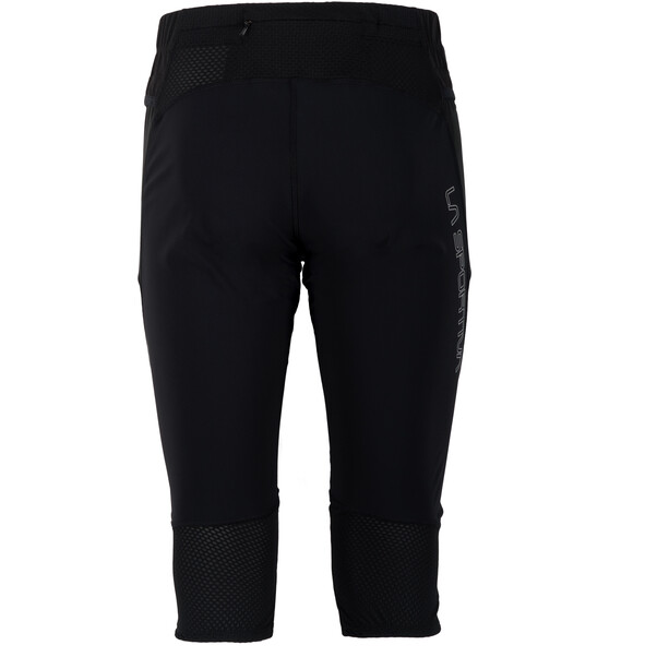 La Sportiva Nucleus 3/4 Tights Herren black/grey