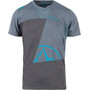 La Sportiva Workout T-Shirt Herren carbon/slate