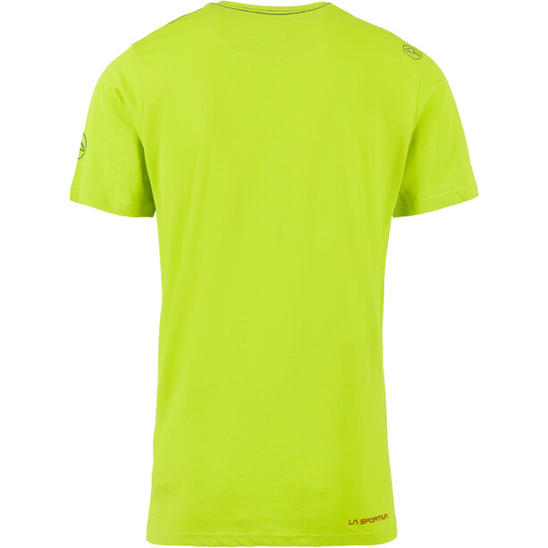 La Sportiva Connect T-Shirt Herren apple green
