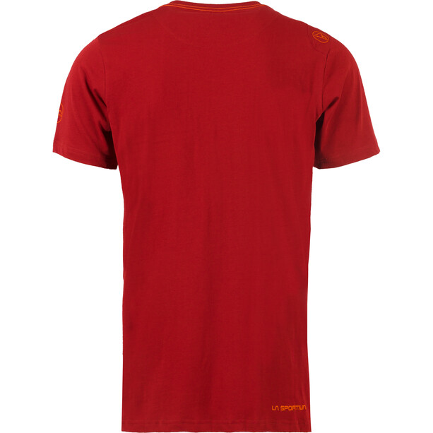 La Sportiva Connect T-Shirt Herren chili