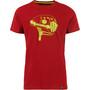 La Sportiva Helmet T-Shirt Herren chili