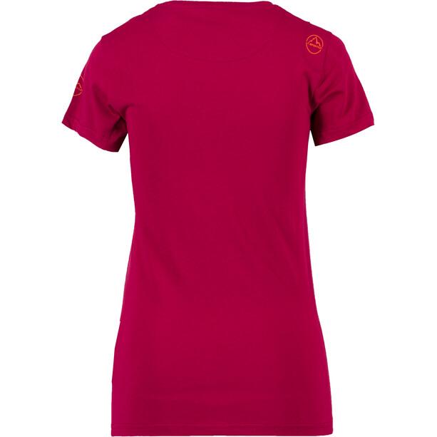 La Sportiva Asteroid T-Shirt Damen beet