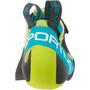 La Sportiva Python Kletterschuhe Herren apple green/tropic blue