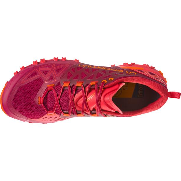 La Sportiva Bushido II Chaussures de trail Femme, rouge/orange