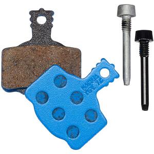 Magura 7.C Comfort Bremseklodser MT skivebremse 2-stempel, blå/sort blå/sort
