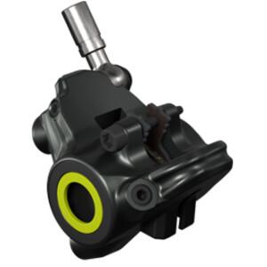Magura Flatmount Bremszange für MT4/MT8 SL ab MJ2019 schwarz schwarz