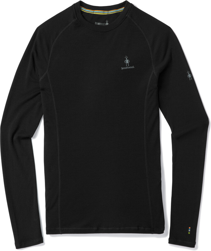 Smartwool Merino 200 Baselayer Long Sleeve Men Black XL 2018 Unterhemden