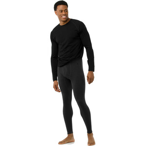 Smartwool Merino 250 Baselayer Unterteil Herren charcoal heather charcoal heather
