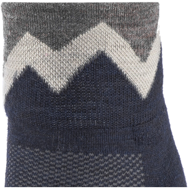 Smartwool PhD Pro Approach Light Elite Mini Socken deep navy