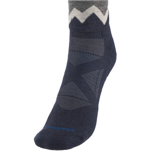 Smartwool PhD Pro Approach Light Elite Mini Socken deep navy deep navy